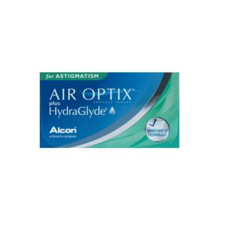 Astigmatizm için Air Optix plus HydraGlyde 6er